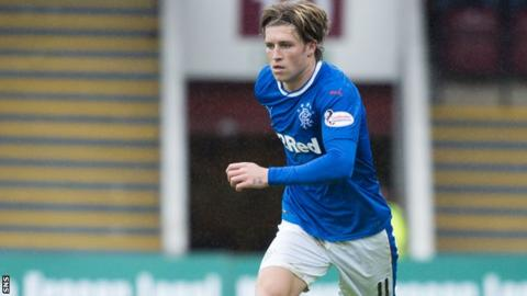 Rangers: Pedro Caixinha wants Josh Windass to be a more complete player