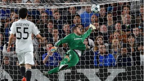 Davide Zappacosta's goal