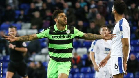 Forest Green beat Tranmere to seal Sky Bet League Two spot