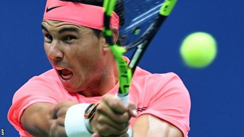 US Open 2017: Rafael Nadal beats Andrey Rublev to make semi-finals