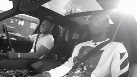 Four Liverpool Stars Take On Carpool Karaoke En Route to Training