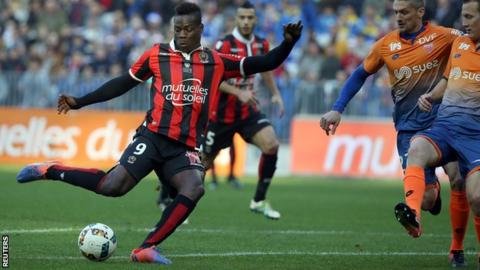 Bastia punished over Mario Balotelli 'racist abuse'