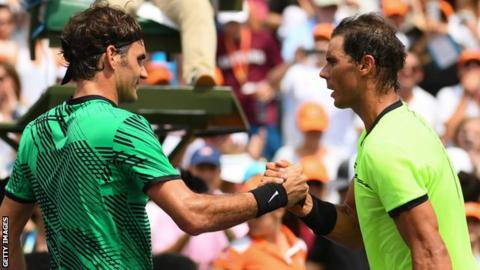 Nadal to return to No 1 spot after Federer withdraws from Cincinnati Masters