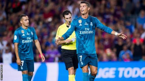 Cristiano Ronaldo Could Quit Real Madrid