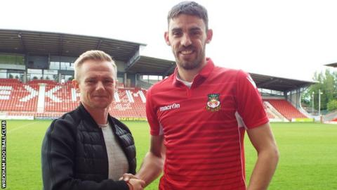 Dean Keates with Shaun Pearson