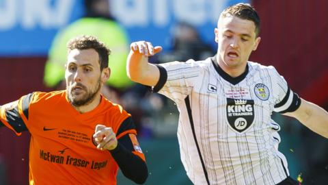 Tony Andreu and Stephen McGinn