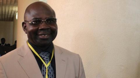 Cameroon FA president Tombi A Roko Sidiki