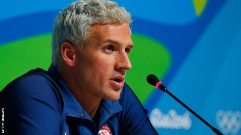 Ryan Lochte Cleared of All Charges Related to Rio Olympics Incident