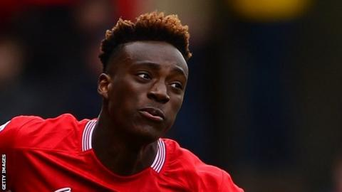 Tammy Abraham is understood to have a future at Stamford Bridge, which is why Chelsea want only to loan him out