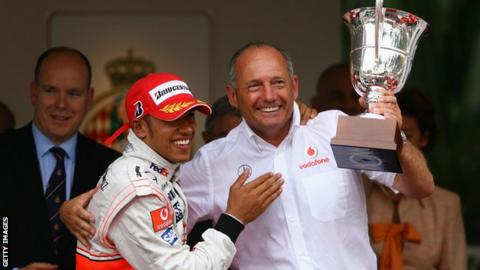 Ron Dennis sells out of McLaren after 37 years at helm