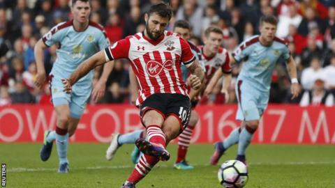 Seven goals, six games for Southampton's bargain striker Austin