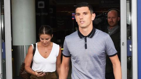 Scot Dorrans joins Rangers from Norwich