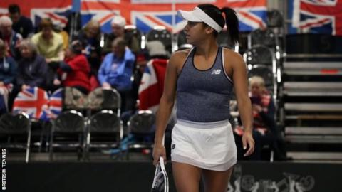 Watson and Konta ensure easy win for GB