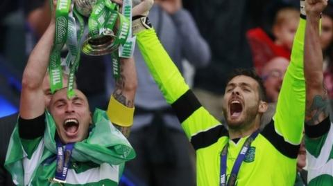 Scott Brown and Craig Gordon