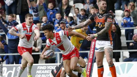 Holders Hull draw Catalan Dragons in Challenge Cup