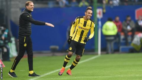 Dortmund beats Frankfurt to win German Cup at 4th attempt