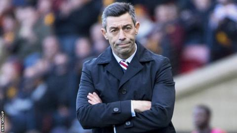 Caixinha sacked as Rangers manager after 229 days in charge