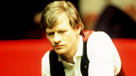 Alex Higgins was world champion in 1972 and 1982