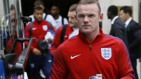 England captain Wayne Rooney after the national side's early Euro 2016 exit