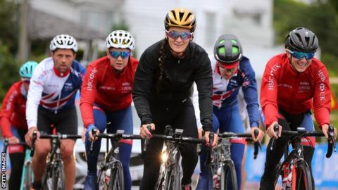 GB's Deignan under 'no pressure' at Worlds after appendix surgery