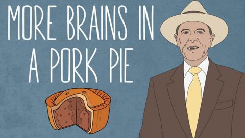 Pork pies & buffet bowling as England thrash Pakistan