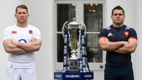 Ben Youngs draws on Twickenham strength as England chase history