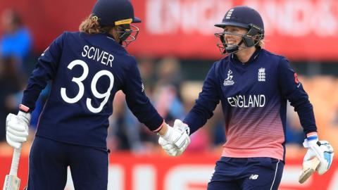Sciver and Knight