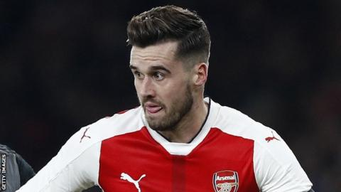 Arsenal outcasts Carl Jenkinson and Cohen Bramall to join Birmingham on loan