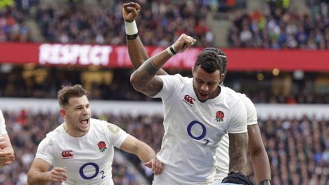 England's Dan Cole