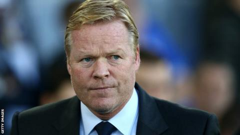 Ronald Koeman: Valencia was much worse than Everton 'crisis'
