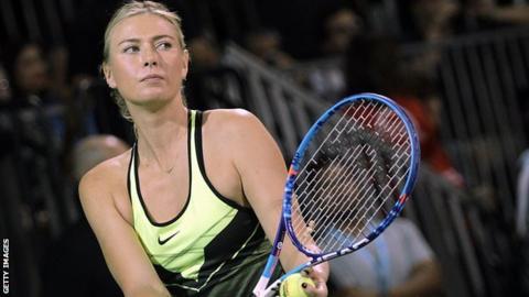 Maria Sharapova to make return in April