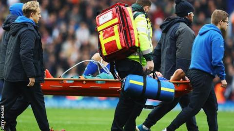 Blues' Wiggins set for lengthy lay-off
