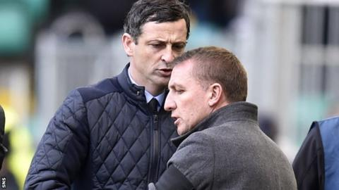 Jack Ross, Brendan Rodgers