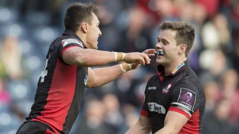 Edinburgh are moving away from Murrayfield