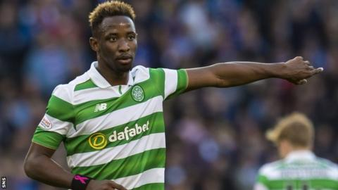 Celtic will not accept £20m for striker Moussa Dembele
