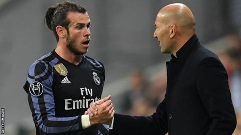 Gareth Bale wanted by Manchester United