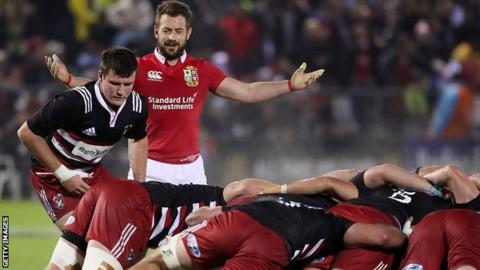 Warren Gatland wants Lions to make themselves known to New Zealand public