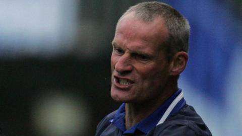 Paul Hegarty will take charge of Derry City until the end of the season