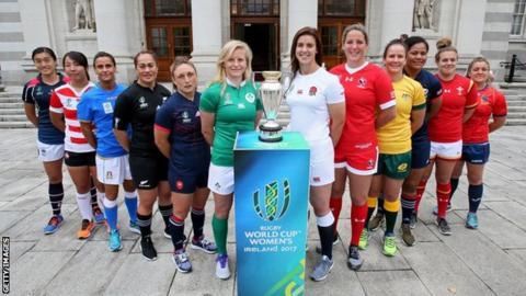 Women's World Cup captains