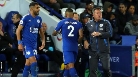 Craig Shakespeare: Leicester City sack manager four months after appointment