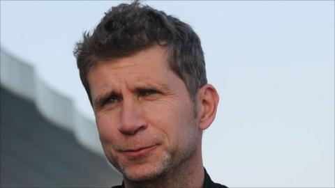 Germany coach Guido Streichsbier