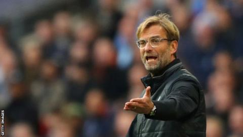 Who will take charge of Liverpool's game against Southampton — Jurgen Klopp
