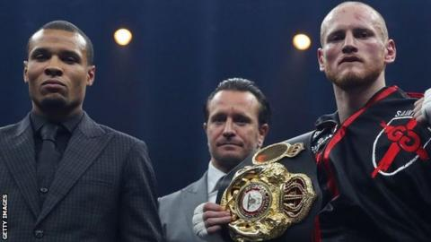 Eubank Jr has no chance against me - Groves