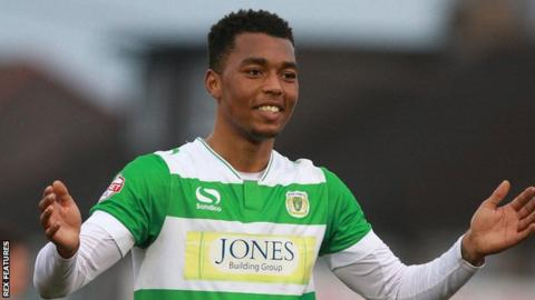 Yeovil sign Mugabi and add two loanees
