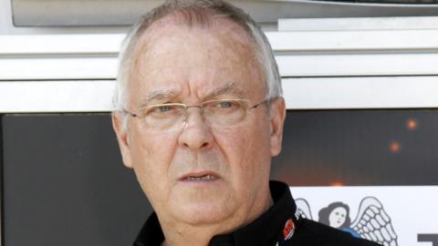 Ole Olsen, three-times former world speedway champion