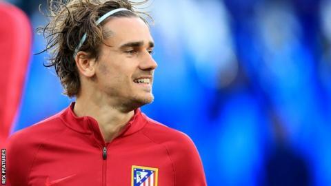 Griezmann agent confirms 'concrete' move from United