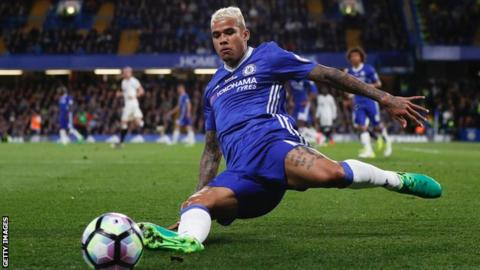 Kenedy sent home from Chelsea tour for social media comments