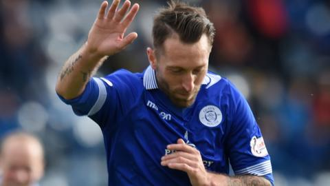 Queen of the South's Stephen Dobbie