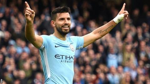 Sergio Agüero to resume training as planned with Manchester City