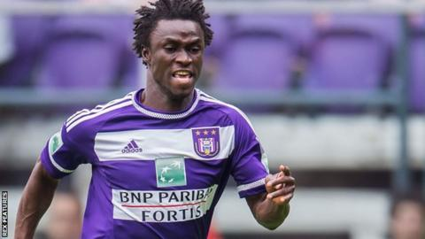 Idrissa Sylla: QPR sign Guinea striker from Anderlecht
